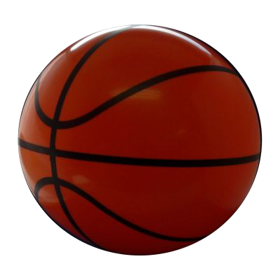 Basketball Playball - 9 inch